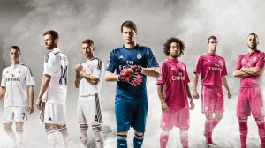 nuove maglie real madrid