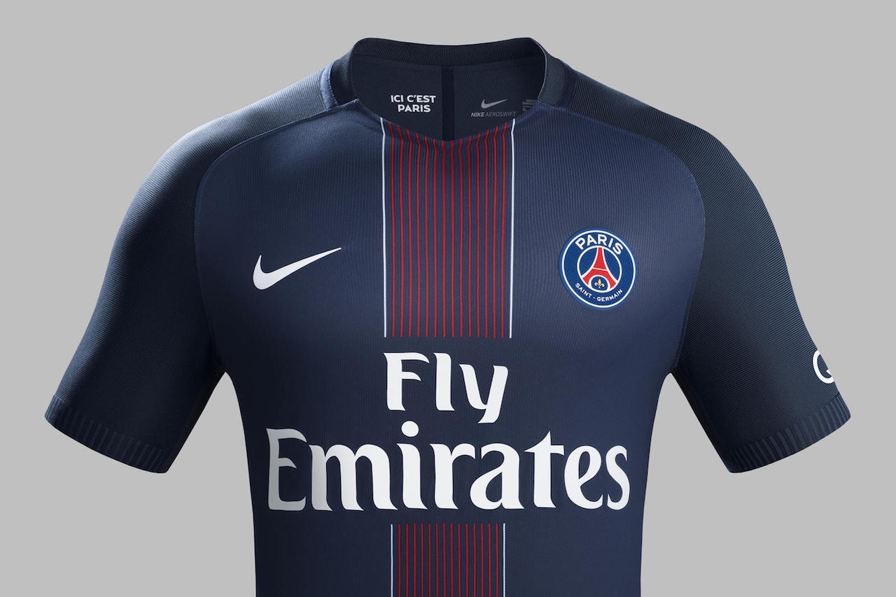tuta Paris Saint-Germain gara