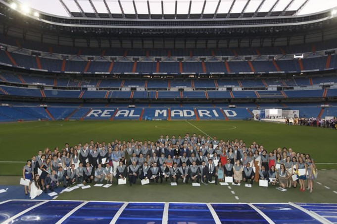 escuela universitaria real madrid