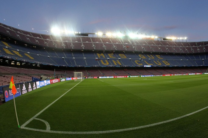 barcellona camp nou fan zone