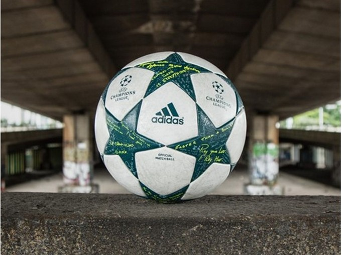 pallone Champions League 2016-2017