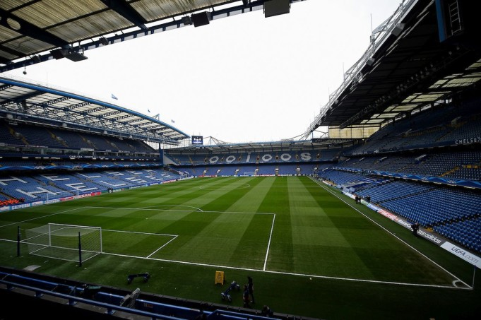 connessione Internet stadio Stamford Bridge Chelsea