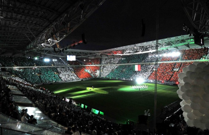 Capienza Allianz Stadium