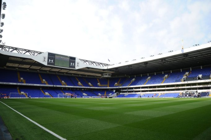 naming rights nuovo stadio Tottenham