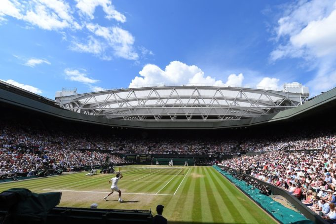dove vedere Wimbledon Tv streaming