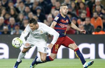 barcellona real madrid telecamere intel 360 elclasico