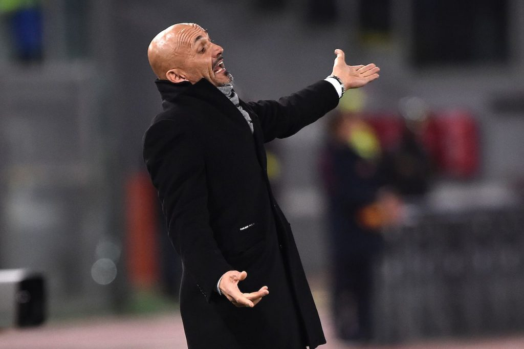 Pronostico Inter-Roma, Spalletti:
