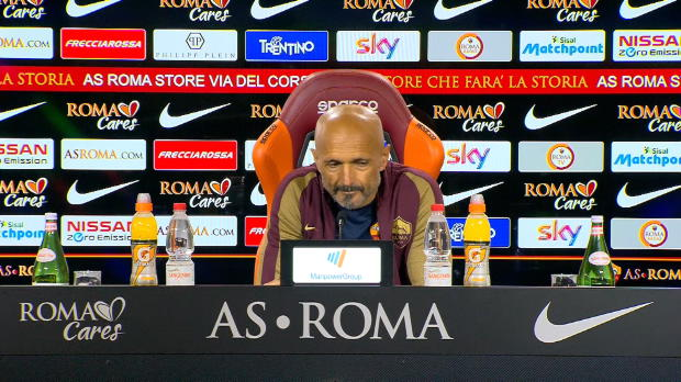 Luciano Spalletti (AS Roma)