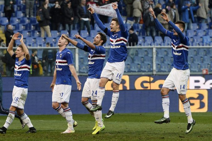 partnership Sampdoria Lino Sonego