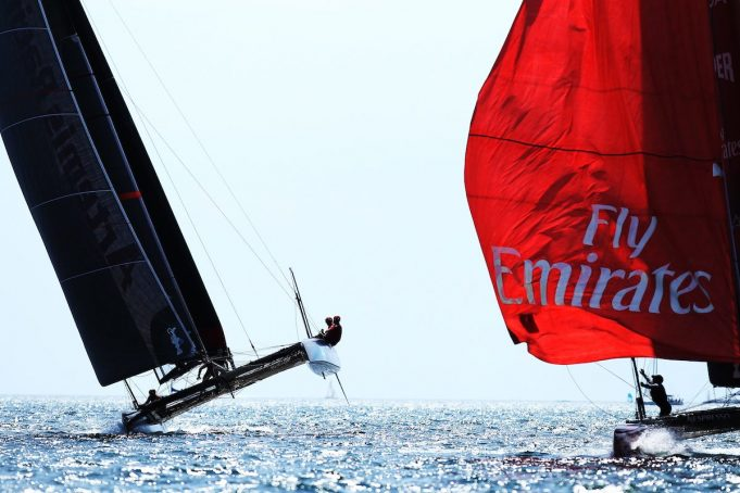 pirelli americas cup new zeland