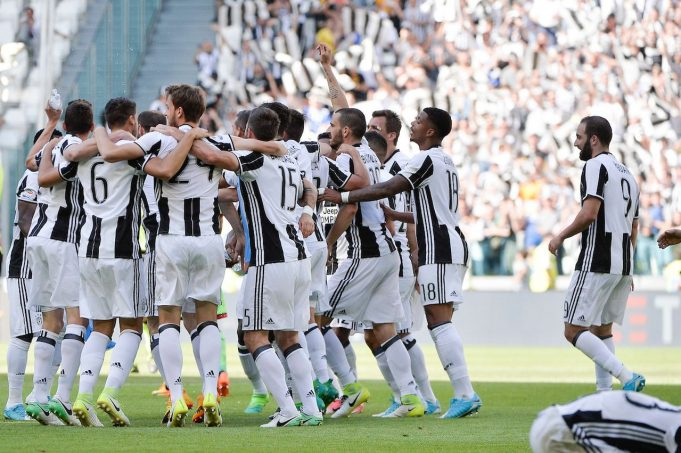 dove vedere Juventus-Barcellona Tv streaming