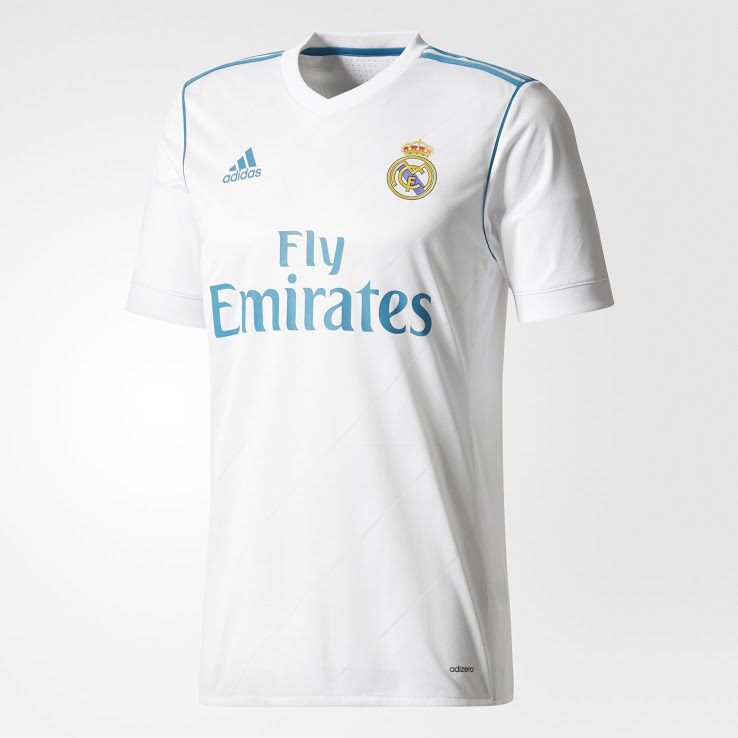 Maglia Home Real Madrid nuove