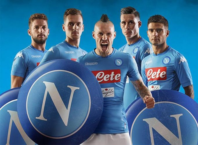 dove vedere Feyenoord-Napoli Tv streaming