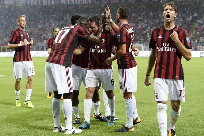 dove vedere Austria Vienna-Milan Tv streaming