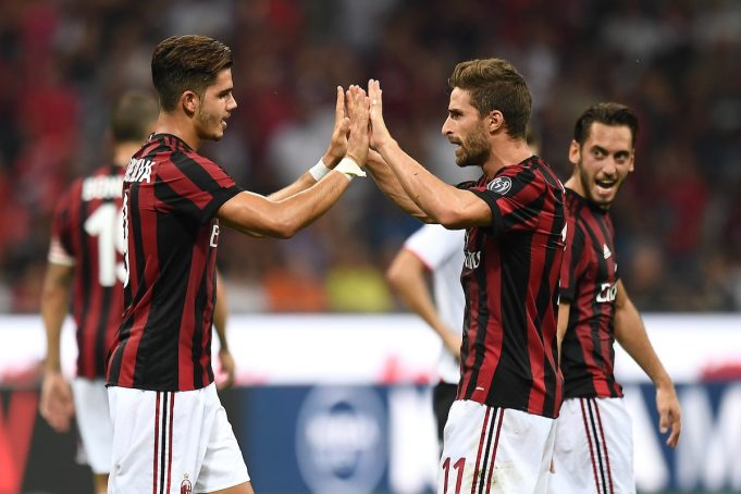 dove vedere Rijeka-Milan Tv streaming