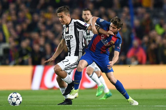 dove vedere Barcellona-Juventus Tv streaming