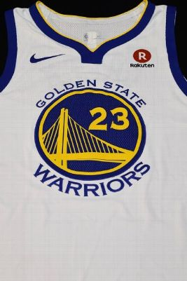 rakuten sponsor golden state warriors