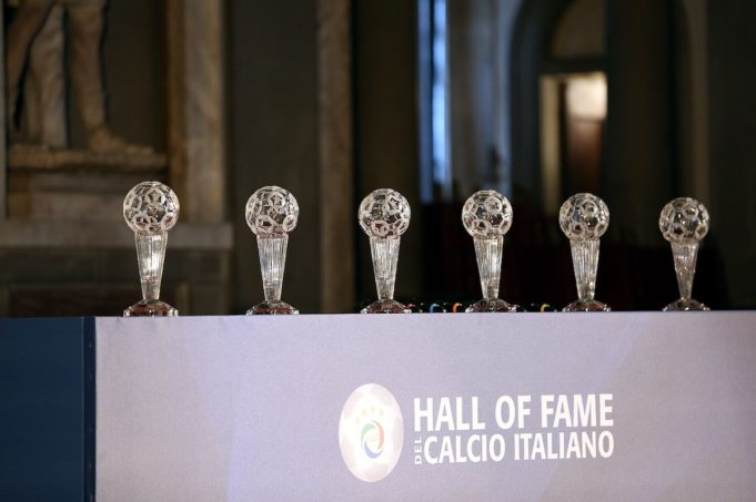 del piero conti gullit hall of fame figc