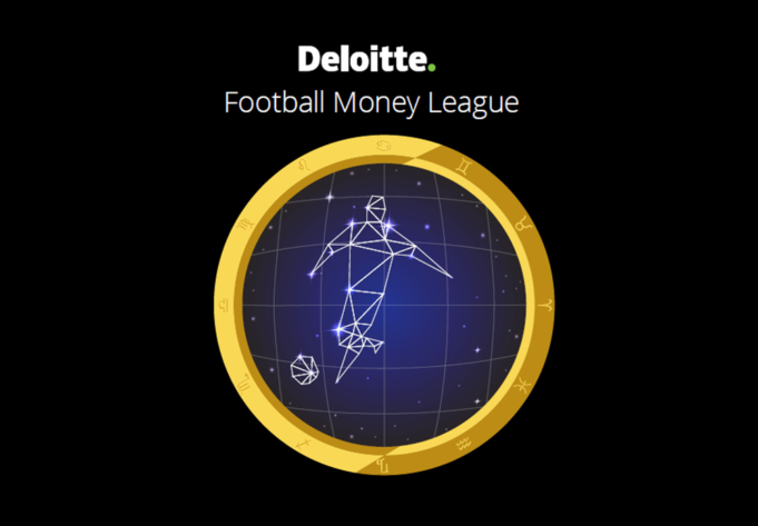 Deloitte Football Money League 2018