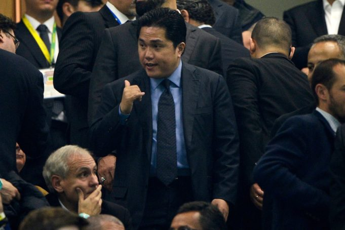 quanto vale quota thohir inter