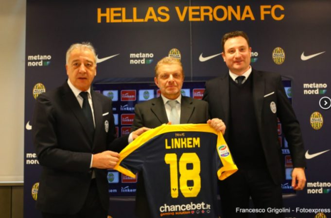 partnership hellas verona Linkem