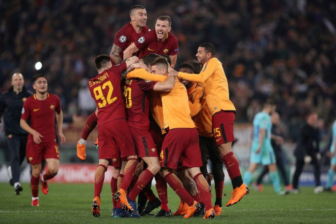 dove vedere Roma-Frosinone Tv streaming