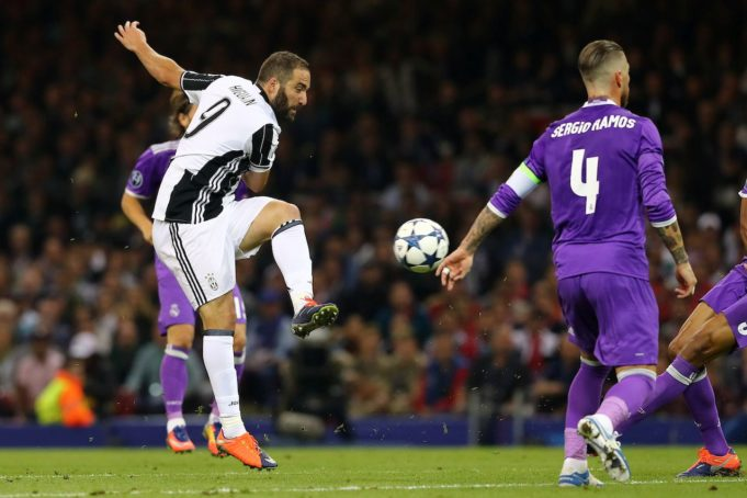 dove vedere Juventus-Real Madrid