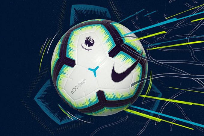 pallone nike premier league 2018-2019