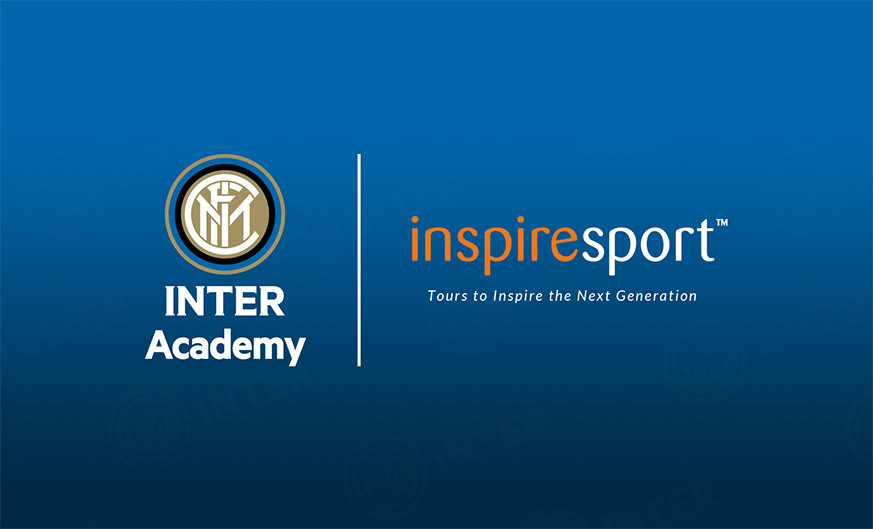 Inter Academy partnership Inspiresport