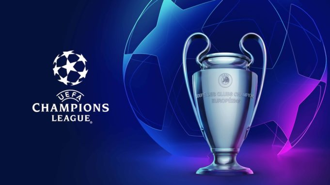 champions league vodafone Tv