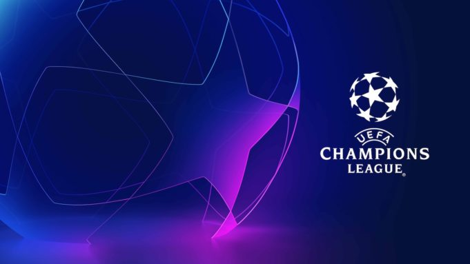nuovo logo champions league