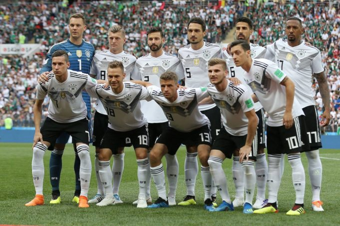 dove vedere Germania-argentina Tv streaming