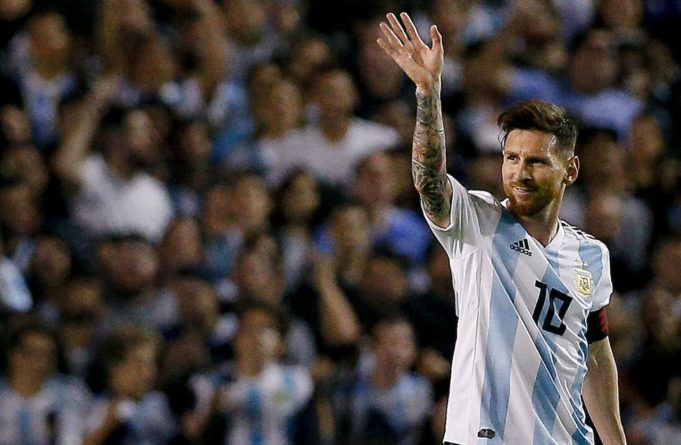 dove vedere Argentina-Cile Tv streaming