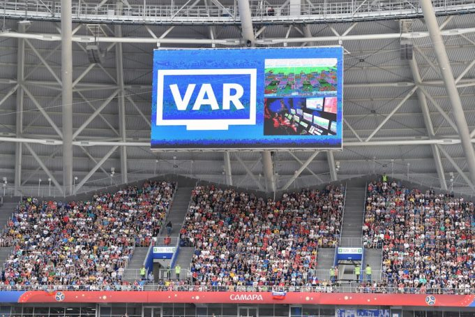 VAR finali Nations League