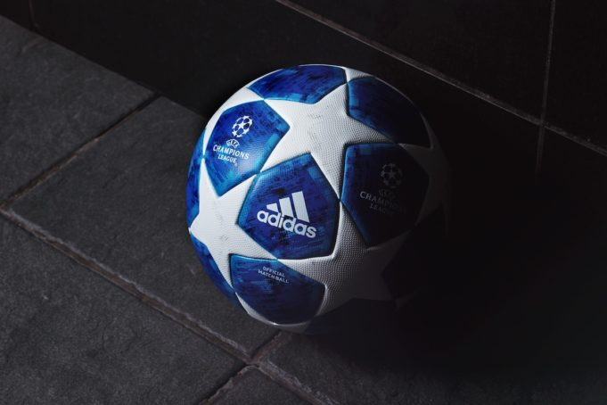 pallone champions league 2018 2019