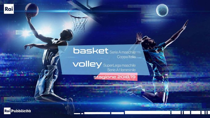 dove vedere basket volley Serie A Tv streaming