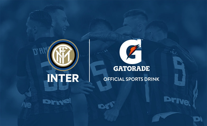 inter gatorade sponsor
