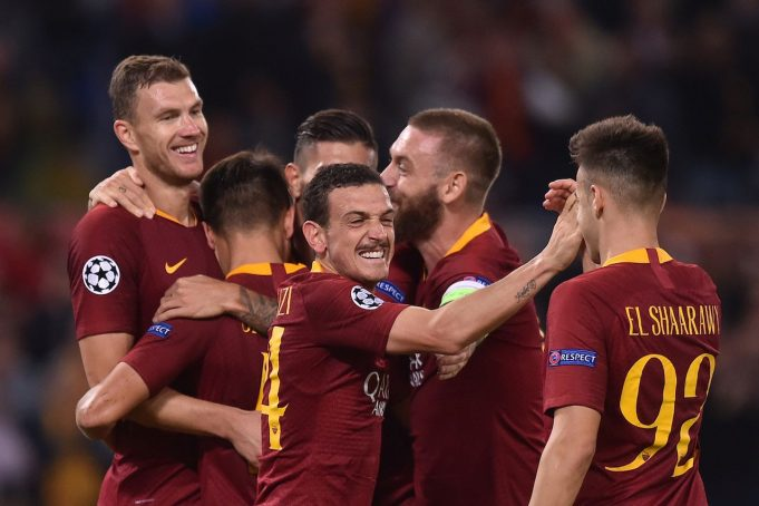 dove vedere CSKA Mosca-Roma TV streaming