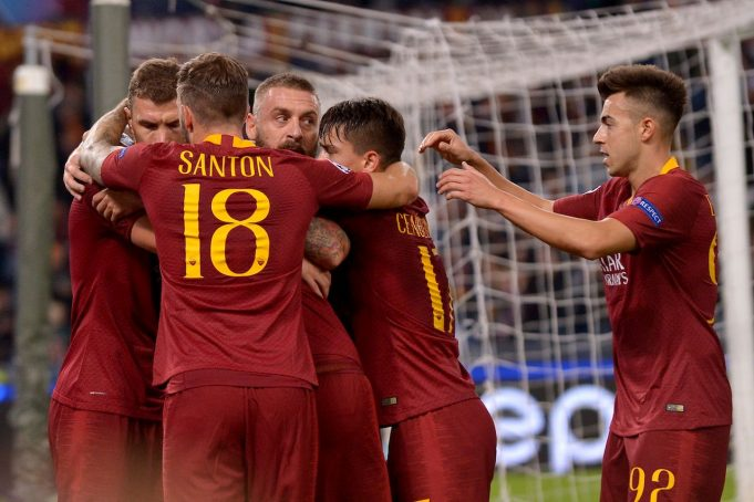 dove vedere Roma Real Madrid tv streaming