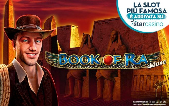 Book of Ra Deluxe Starcasinò