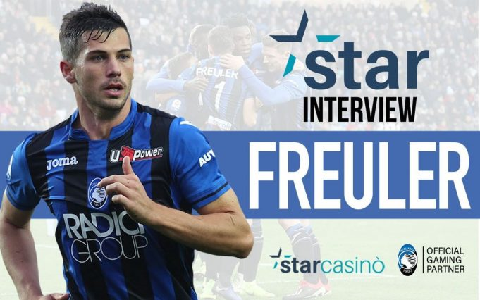 Star Interview Atalanta Freuler