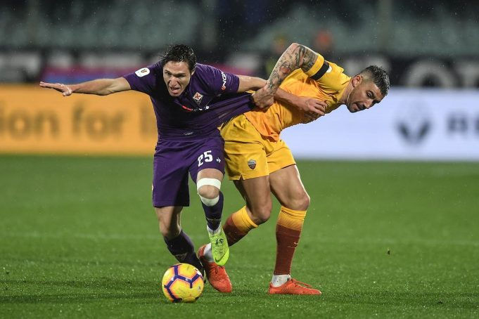 Fiorentina Roma 7-1, quarti di finale Coppa Italia [VIDEO