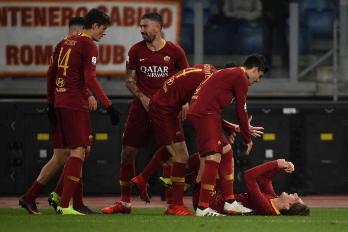 dove vedere Roma-Virtus Entella Tv streaming