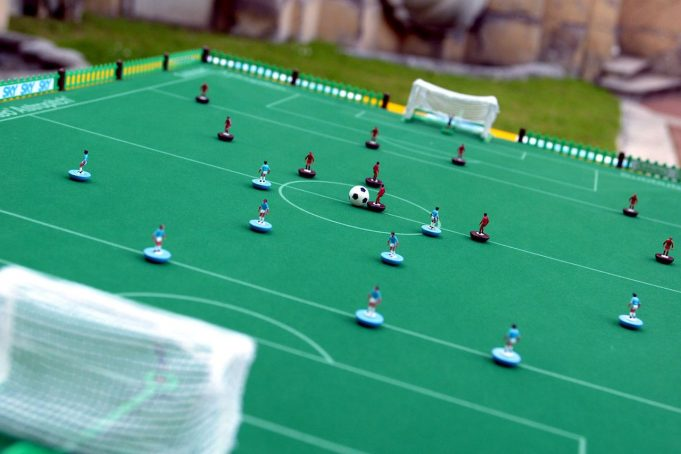 Subbuteo Eleven Sports