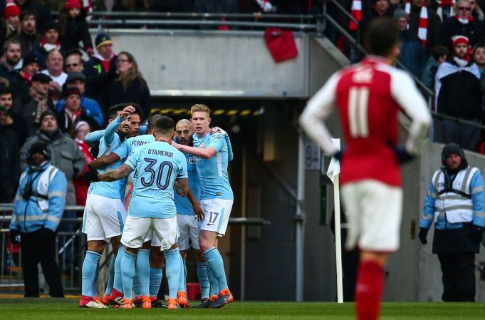 dove vedere Manchester City-Arsenal Tv streaming