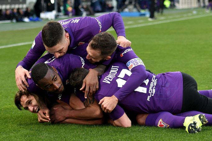 dove vedere Fiorentina-Inter Tv streaming