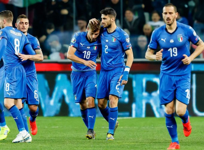 Italia-Liechtenstein TV streaming