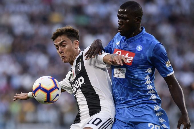 dove vedere Napoli-Juventus Tv streaming