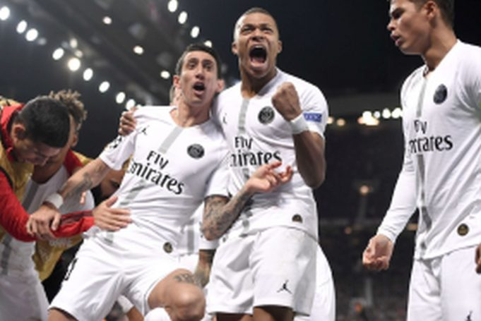 dove vedere PSG-Manchester United Tv streaming