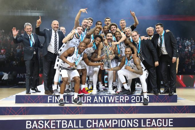 business champions league basket